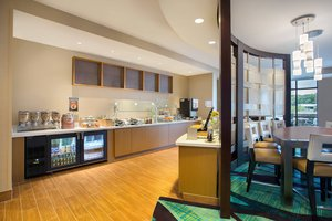Restaurant - SpringHill Suites by Marriott Mt Laurel