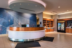 Lobby - SpringHill Suites by Marriott Southside Pittsburgh