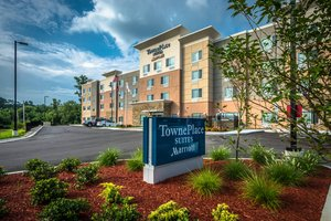 Exterior view - TownePlace Suites by Marriott Goldsboro