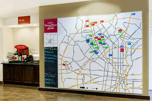 Map - TownePlace Suites by Marriott Northwest San Antonio