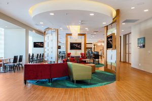 Lobby - SpringHill Suites by Marriott Airport San Jose
