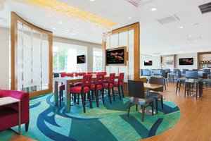 Bar - SpringHill Suites by Marriott Airport San Jose