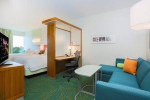 Suite - SpringHill Suites by Marriott Airport San Jose
