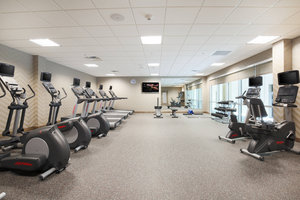 Recreation - SpringHill Suites by Marriott Airport San Jose