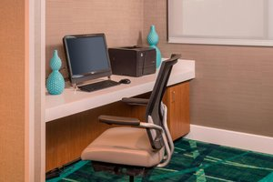 Conference Area - SpringHill Suites by Marriott Gaithersburg