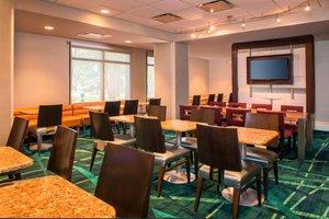 Restaurant - SpringHill Suites by Marriott Gaithersburg