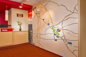Map - TownePlace Suites by Marriott Falls Church