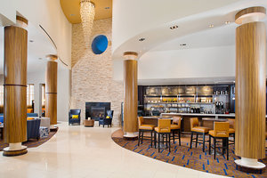 Lobby - Courtyard by Marriott Hotel Atlantic City