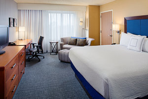 Room - Courtyard by Marriott Hotel Atlantic City
