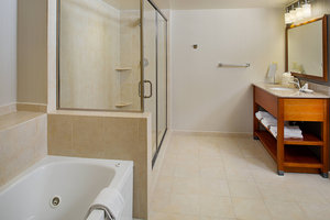 Suite - Courtyard by Marriott Hotel Atlantic City