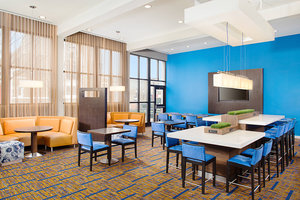 Restaurant - Courtyard by Marriott Hotel Atlantic City