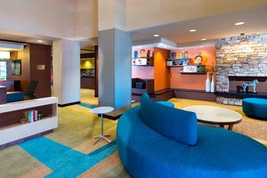 Lobby - Fairfield Inn & Suites by Marriott Buford