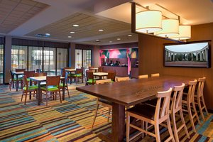 Restaurant - Fairfield Inn & Suites by Marriott Buford