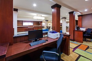 Conference Area - Fairfield Inn & Suites by Marriott NW Austin