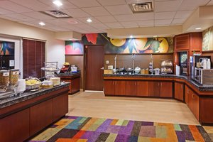 Restaurant - Fairfield Inn & Suites by Marriott NW Austin