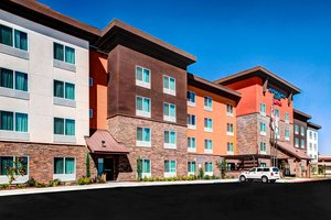 Exterior view - TownePlace Suites by Marriott Bakersfield