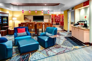 Lobby - TownePlace Suites by Marriott Bakersfield