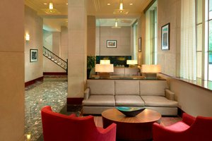 Lobby - Courtyard by Marriott Hotel Downtown Nashville