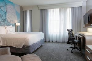 Room - Courtyard by Marriott Hotel Downtown Nashville
