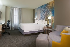 Suite - Courtyard by Marriott Hotel Downtown Nashville