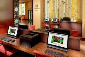 Conference Area - Courtyard by Marriott Hotel Downtown Nashville