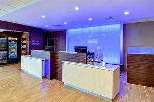 Lobby - Fairfield Inn & Suites by Marriott MetroCenter Nashville