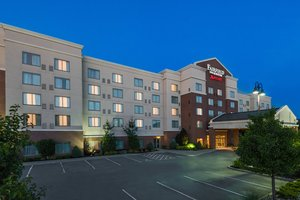 Exterior view - Fairfield Inn & Suites by Marriott Cheektowaga