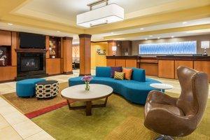 Lobby - Fairfield Inn & Suites by Marriott Cheektowaga