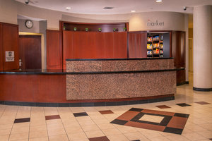 Lobby - Courtyard by Marriott Hotel Annapolis Junction