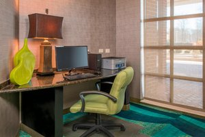 Conference Area - SpringHill Suites by Marriott Prince Frederick