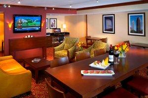 Bar - Marriott Hotel Airport Cleveland
