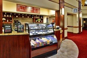 Restaurant - Marriott Hotel CMH Airport Columbus