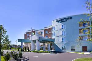 Exterior view - Courtyard by Marriott Hotel Grove City