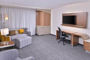 Suite - Courtyard by Marriott Hotel Grove City