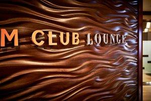 Bar - Marriott Hotel CMH Airport Columbus