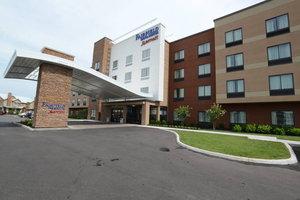 Exterior view - Fairfield Inn & Suites by Marriott Bowling Green