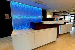 Lobby - Fairfield Inn & Suites by Marriott Bowling Green