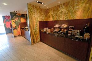 Restaurant - Fairfield Inn & Suites by Marriott Bowling Green