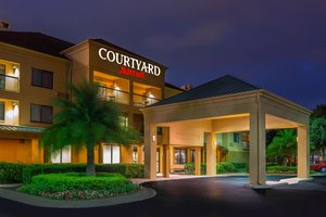 Exterior view - Courtyard by Marriott Hotel Daytona Beach