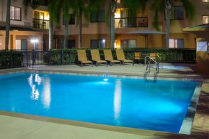 Recreation - Courtyard by Marriott Hotel Daytona Beach