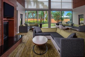 Lobby - Courtyard by Marriott Hotel Daytona Beach