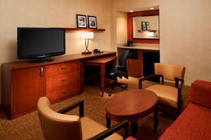 Suite - Courtyard by Marriott Hotel Miamisburg