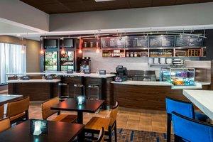 Restaurant - Courtyard by Marriott Hotel Miamisburg