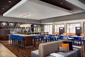 Lobby - Courtyard by Marriott Hotel at Stapleton Denver