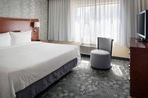 Suite - Courtyard by Marriott Hotel at Stapleton Denver