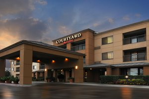 Exterior view - Courtyard by Marriott Hotel North Fort Worth