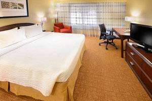 Room - Courtyard by Marriott Hotel North Fort Worth