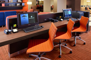Conference Area - Courtyard by Marriott Hotel North Fort Worth