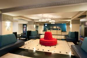 Lobby - Courtyard by Marriott Hotel Downtown Fort Worth