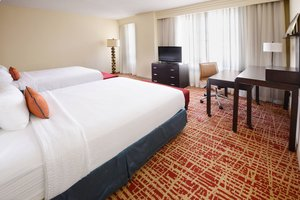 Room - Courtyard by Marriott Hotel Downtown Fort Worth